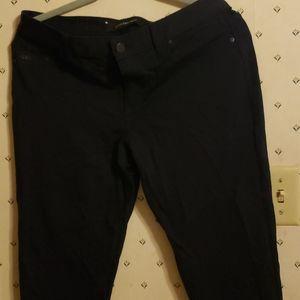 Calvin Klein dark blue jeans